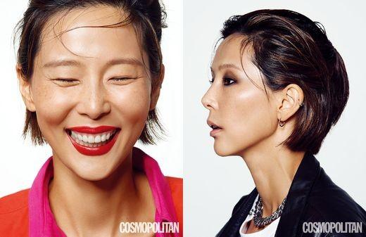 건강한 유쾌함+시원한 웃음, 김나영 [화보]