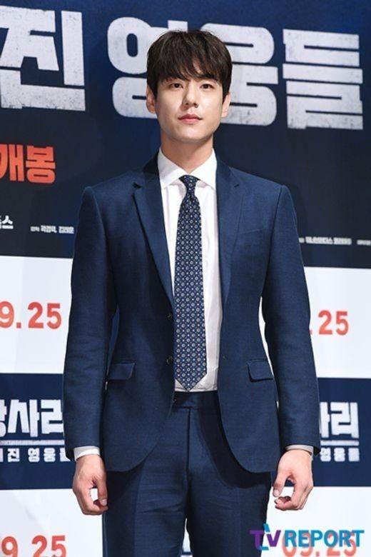 [단독] 곽시양, '웰컴2라이프' 액션신 촬영 중 부상…각목에 이마 맞아 출혈
