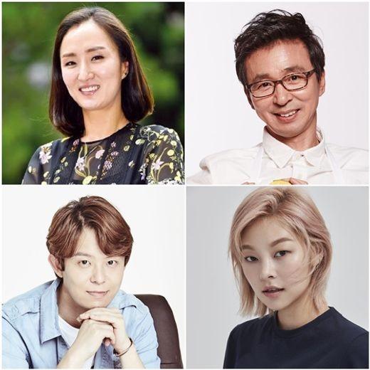 박지은X김국진 tvN 최초 골프 예능 '스윙키즈', 송지아도 지원