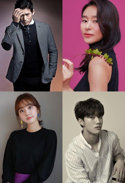 오지호·예지원·박세완·곽동연, MBC 새 주말 '두 번은 없다' 출연 확정[공식]