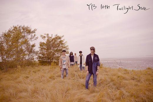 YB, 오늘(10일) 정오 정규앨범 'Twilight State' 발매