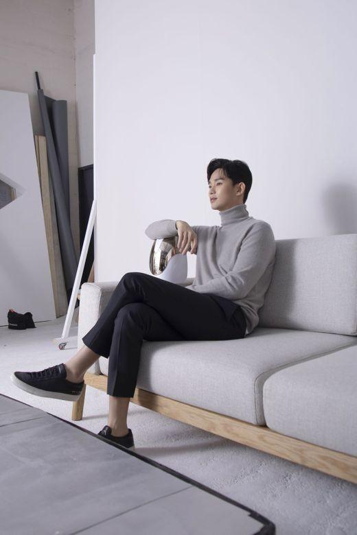 김수현, 이토록 깨끗한 마스크 [화보]