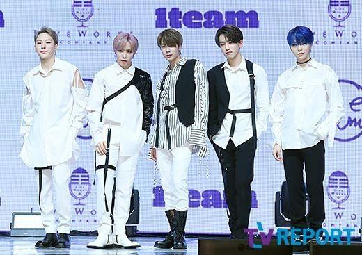 '소년미 벗은' 1TEAM, BTS 작곡가 손잡고 꿰한 '강렬한' 변신 [종합]