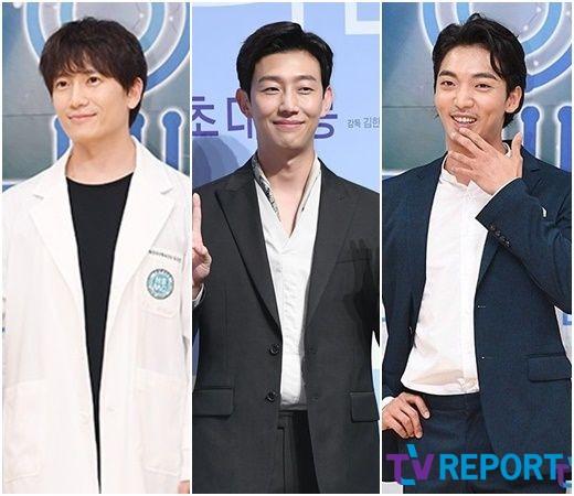[단독] 지성X강기영X황희, tvN 예능 출격…마라톤 함께한다