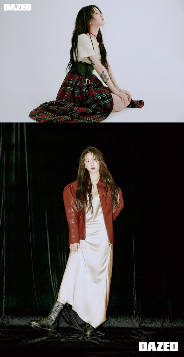 """JYP 떠난 백예린 """"음악 인생 1막 마무리, 내년부터 새로운 음악 시도"""" [화보]"""
