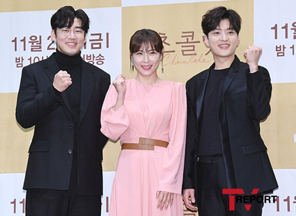MSG 뺀 힐링 멜로 '초콜릿'...윤계상X하지원, '미사' 이을까  [종합]