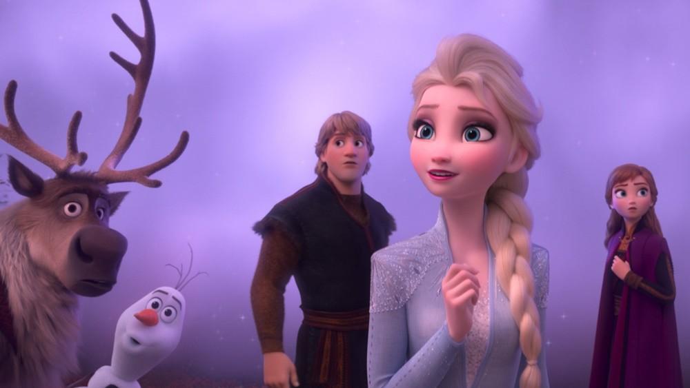 '겨울왕국2', 전세계 수익 7억불 돌파..신기록까지 썼다