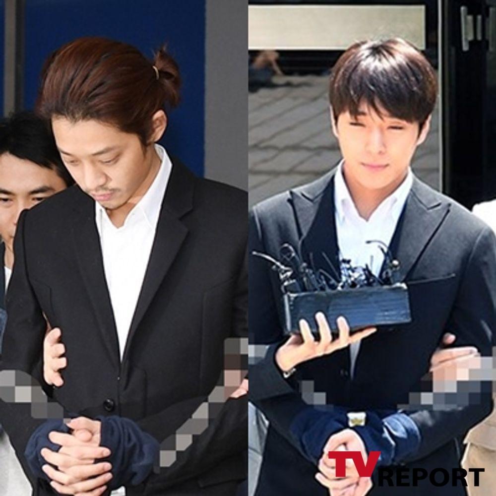 '집단 성폭행 혐의' 정준영 징역 6년·최종훈 징역 5년 선고→'오열'[종합]