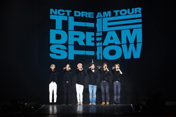 태국도 꿈에 빠졌다…NCT DREAM, 태국 첫 단독 콘서트 '성료'