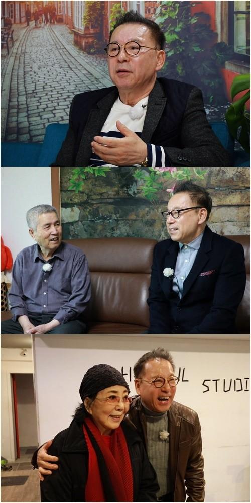 """'마이웨이' 안병경 """"임권택 감독, 내림굿 편견 없이 봐준 은인"""""""
