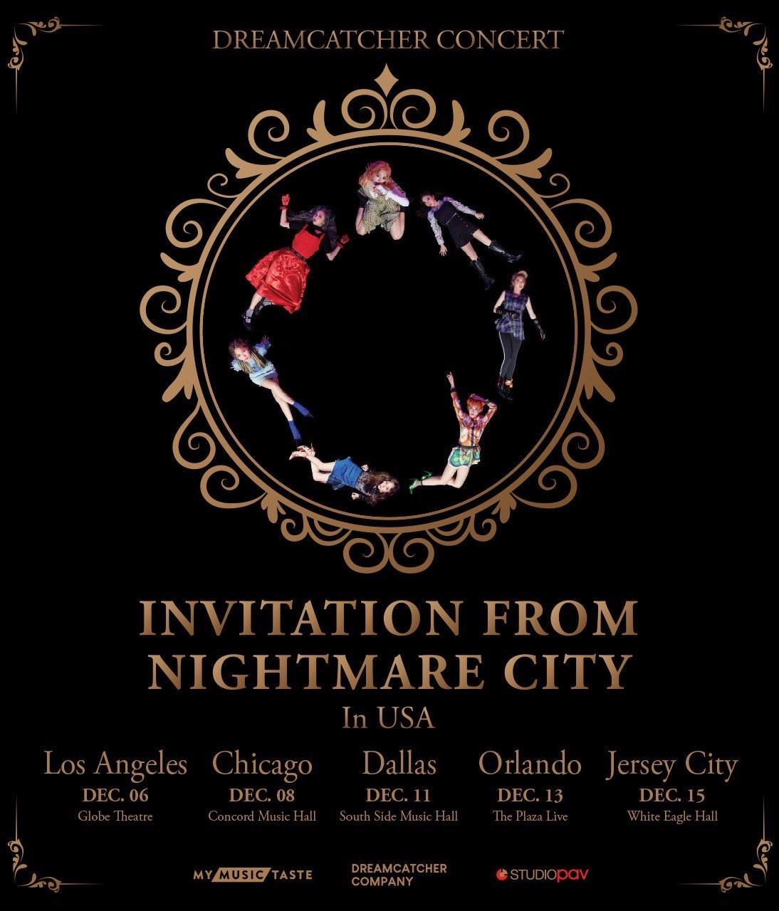 드림캐쳐, 미국 5개 도시 단독 콘서트 개최