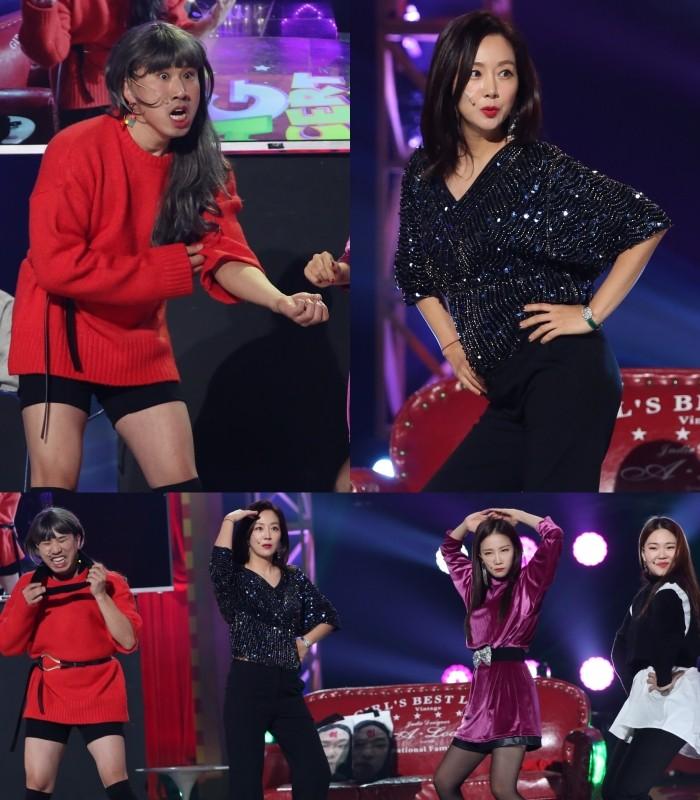 '개콘-셀럽언니' 김지혜, 리얼 완판녀 등장...초특급 빅재미 예고