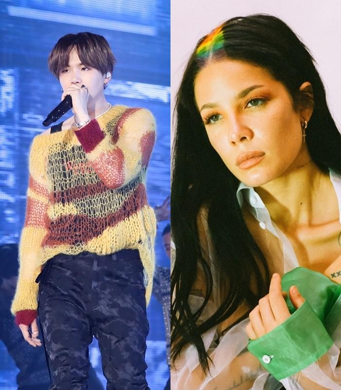방탄소년단 슈가X할시, 디지털 싱글 'SUGA's Interlude' 공개