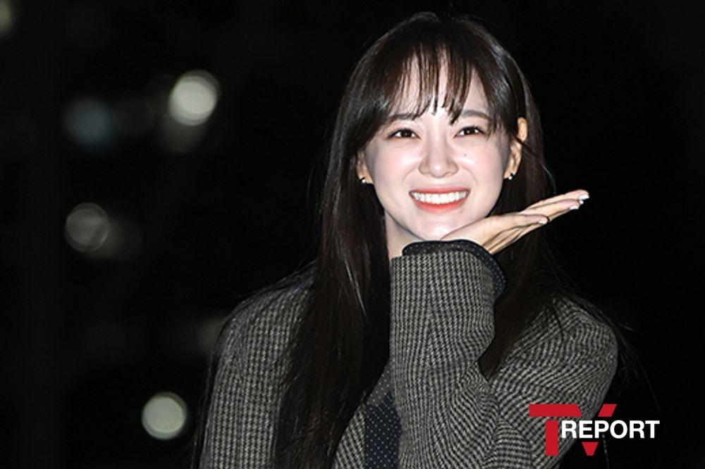 [T포토] 김세정 '빛이 난다 빛이 나'