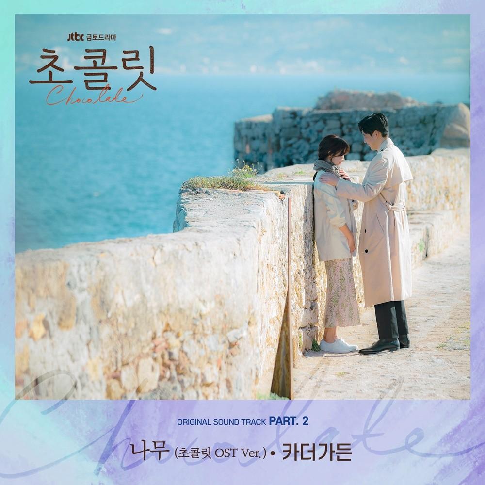 카더가든, '초콜릿' OST 합류…오늘(7일) '나무' 공개