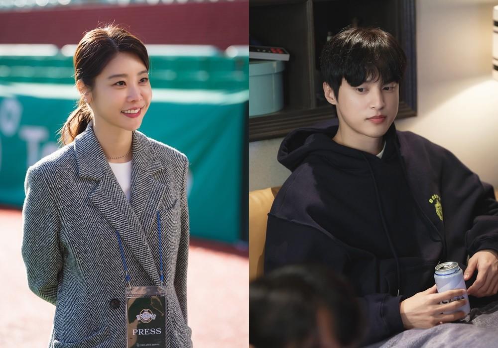 """'스토브리그' 측 """"박소진X윤선우, 열정적으로 배역에 임해"""" 칭찬"""