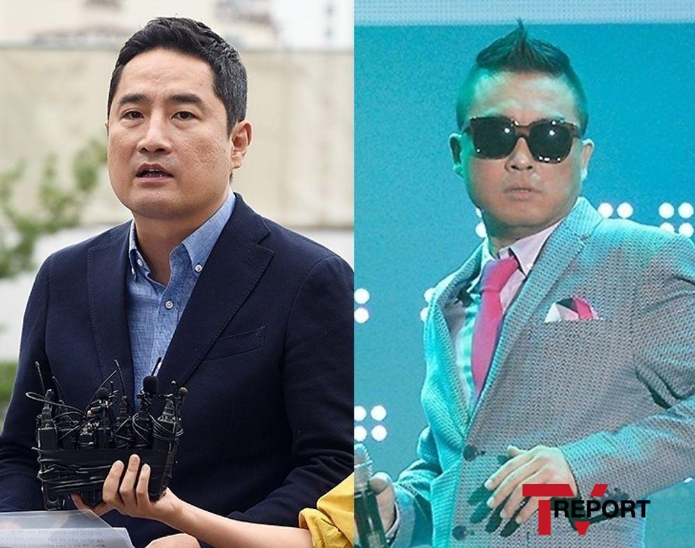 """강용석 """"김건모는 강간죄 성립""""…오늘(9일) 대리 고소"""