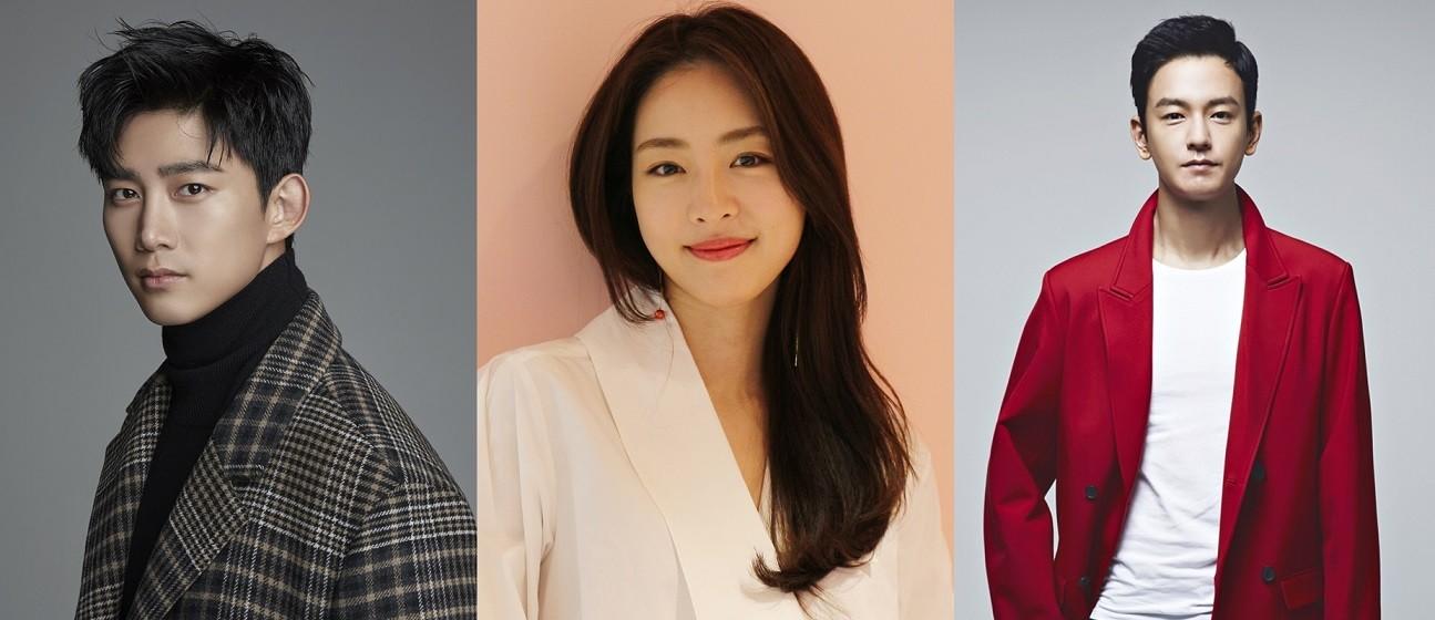 '더 게임' 옥택연X이연희X임주환 캐스팅 확정…2020년 1월 방영 [공식]