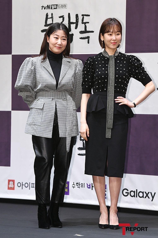 """'블랙독' 서현진 """"라미란, 현장서 통제 안 된다"""" 웃음"""