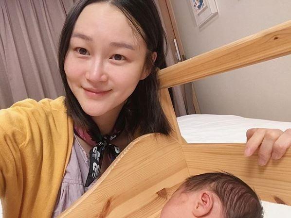 """'이희준♥' 이혜정, 득남 소감 """"아직 실감 안 나…쪼꼬미 잘생긴 내 아들""""[전문]"""