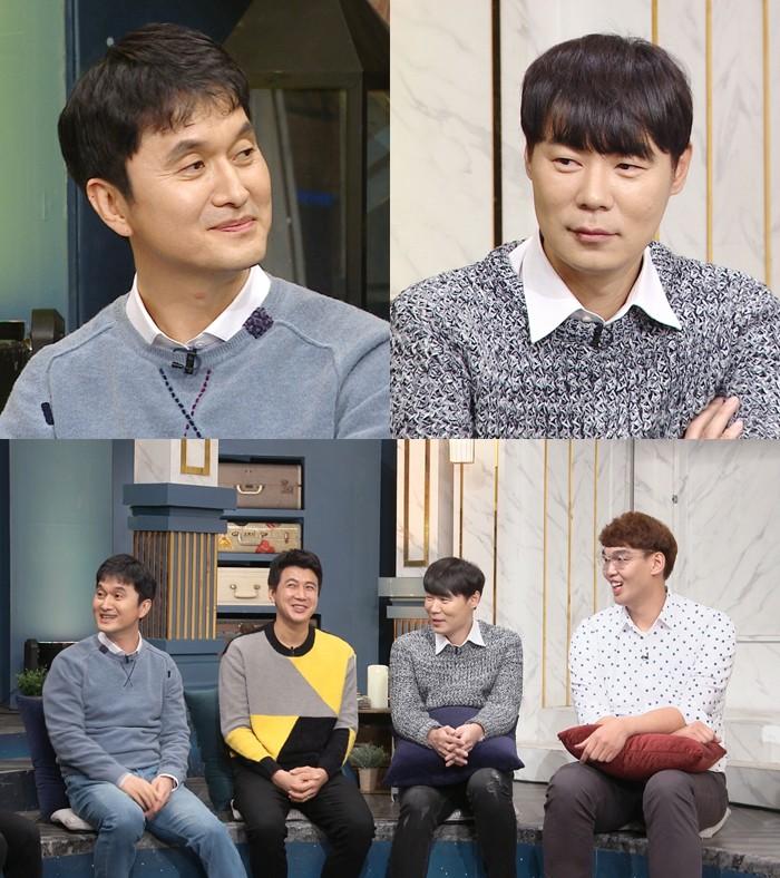 """""""차은우 급이다"""" '해투4' 장현성, 子 준우·준서 근황 공개"""