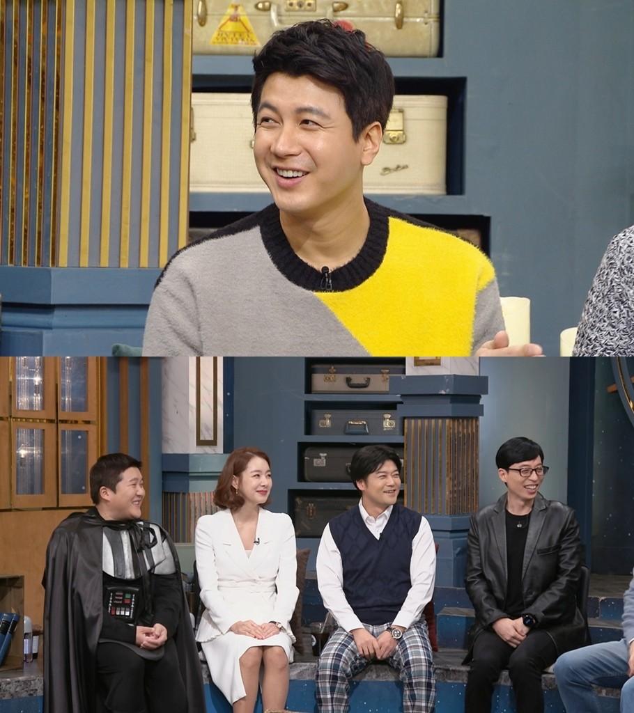 """'해투4' 김승현 """"아내 장정윤 작가와 부부 예능 생각 중"""""""