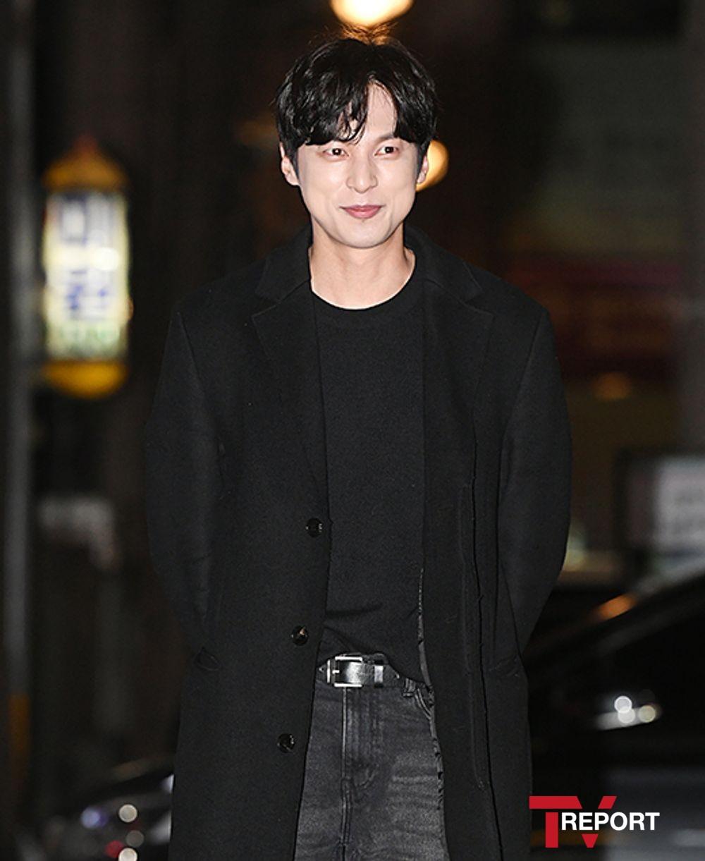 [T포토] 윤선우 '만찢남 비주얼'