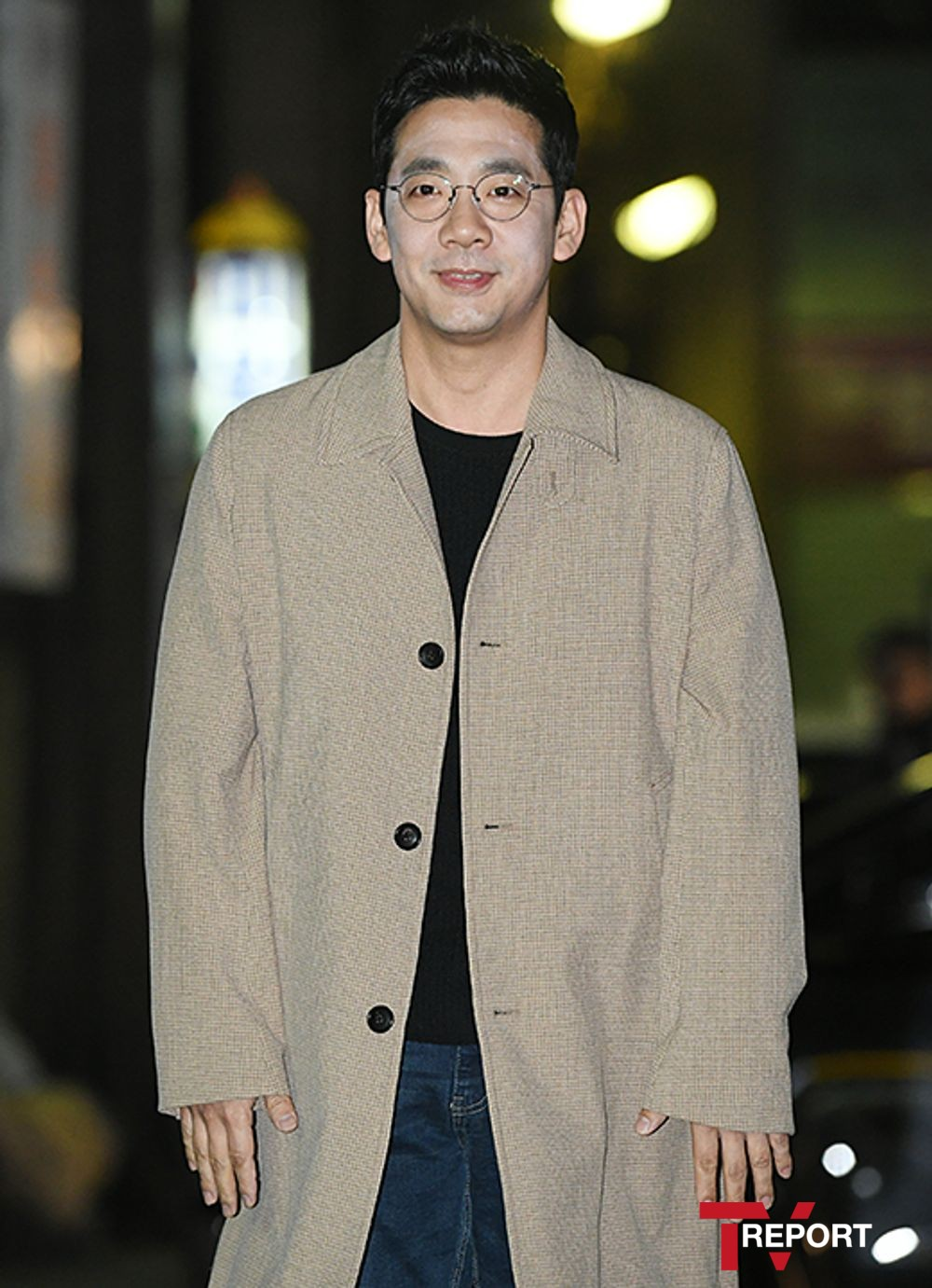 [T포토] 김도현 '얼굴에 미소 가득'