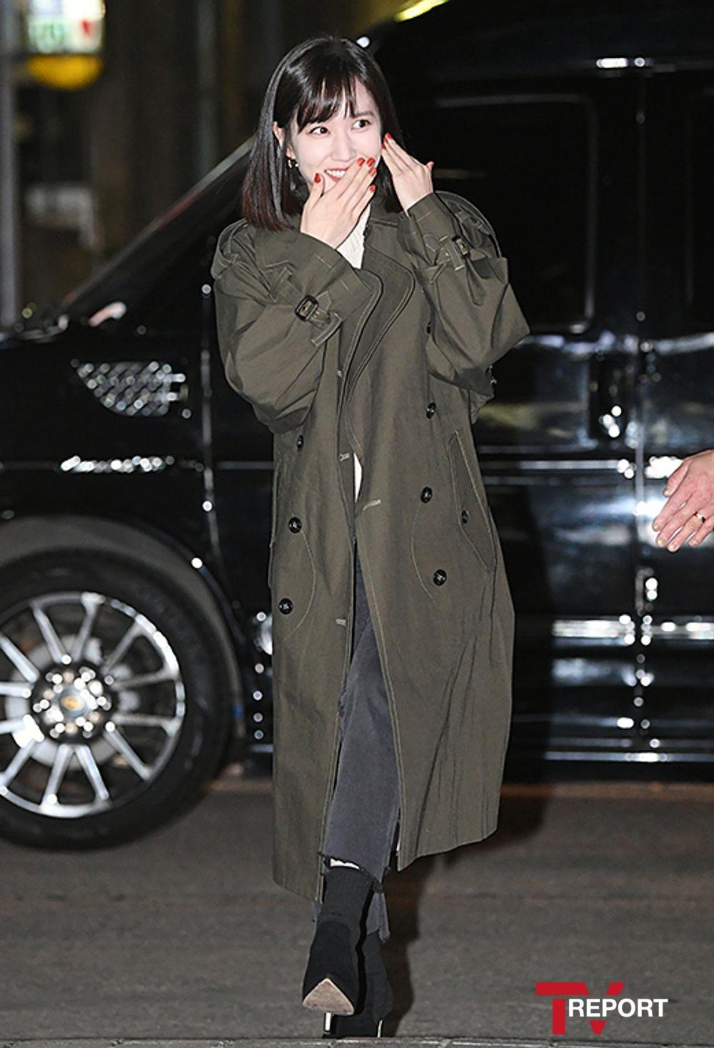 [T포토] 박은빈 '미소 활짝'