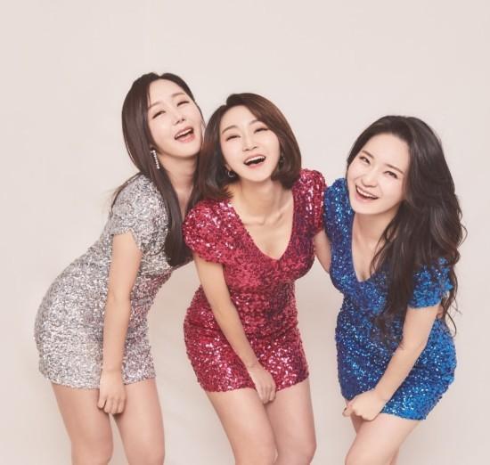 3인조 트로트 걸그룹 비비추, 오는 21일 데뷔...'오빠야' 발매