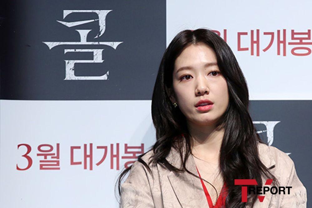 [T포토] 박신혜 '분위기 여신'