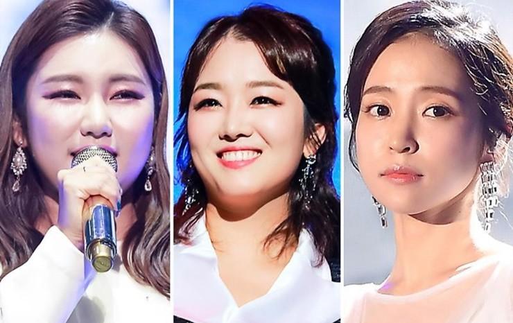 """송가인, '미스트롯' 콘서트 연기 후 멤버들과 모임 """"힘든 마음 위로할 것"""""""