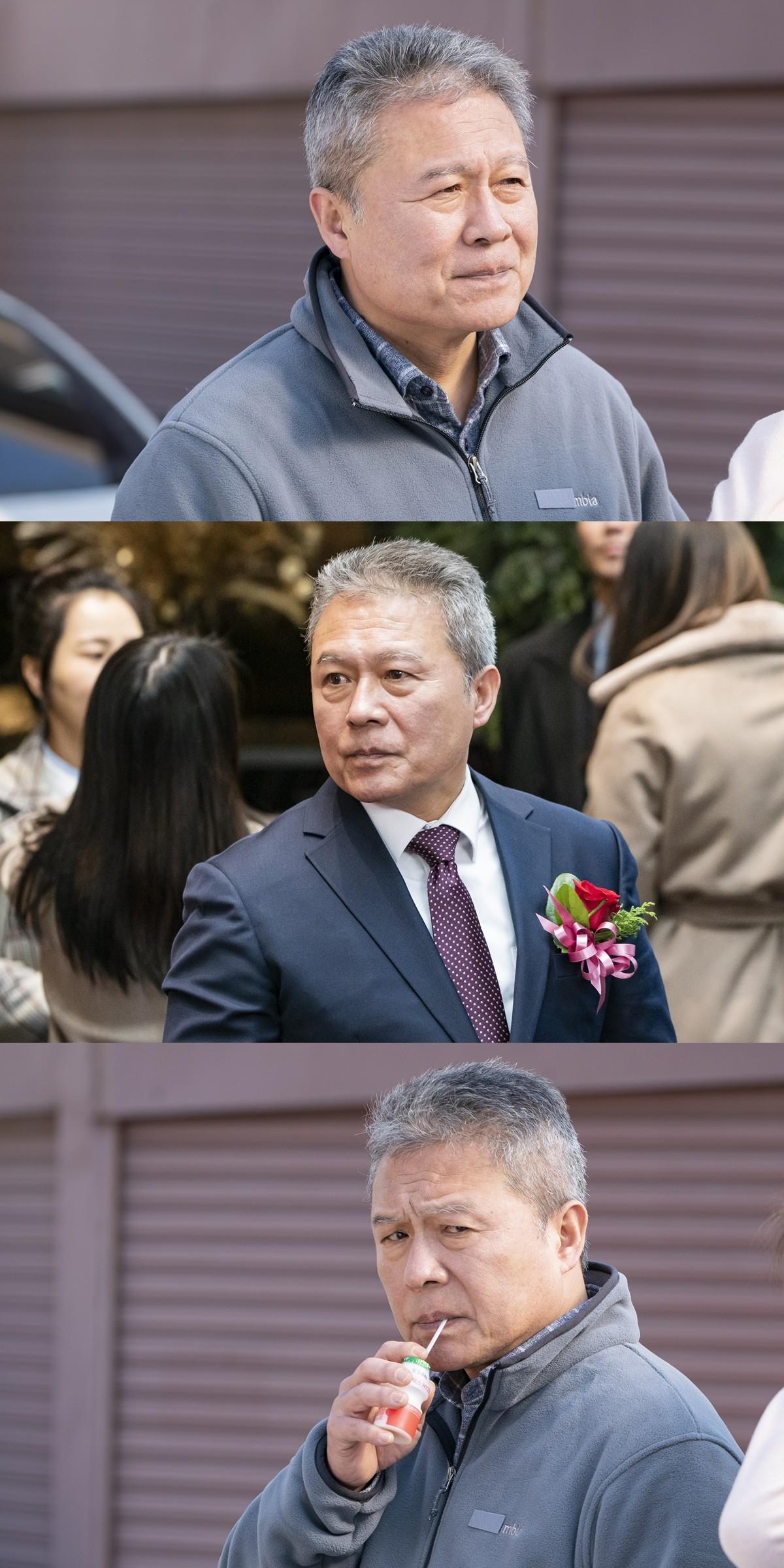 '한번 다녀왔습니다' 천호진, 짠돌이 아빠 변신…첫 스틸 공개
