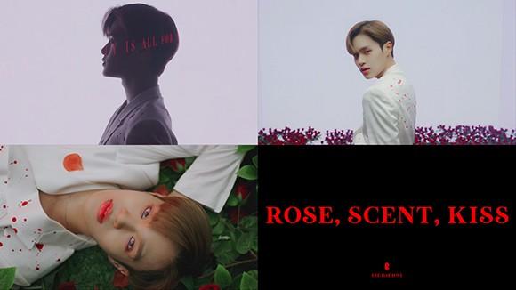 AB6IX 이대휘, 솔로곡 'ROSE, SCENT, KISS' 뮤직비디오 티저 공개