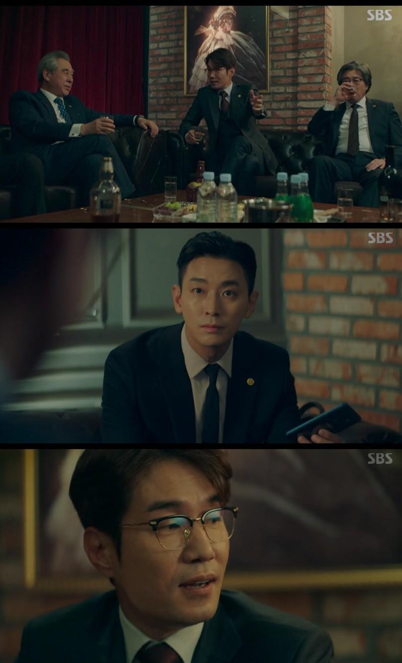 """""""우린 사랑했던 사이""""... '하이에나' 천하의 김혜수 흔든 ..."""
