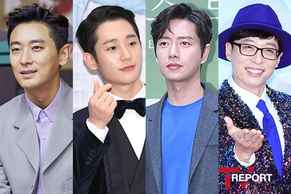 [단독] 주지훈·정해인·박해진·유재석, '투표 독려 캠페인' 참여 (종합)