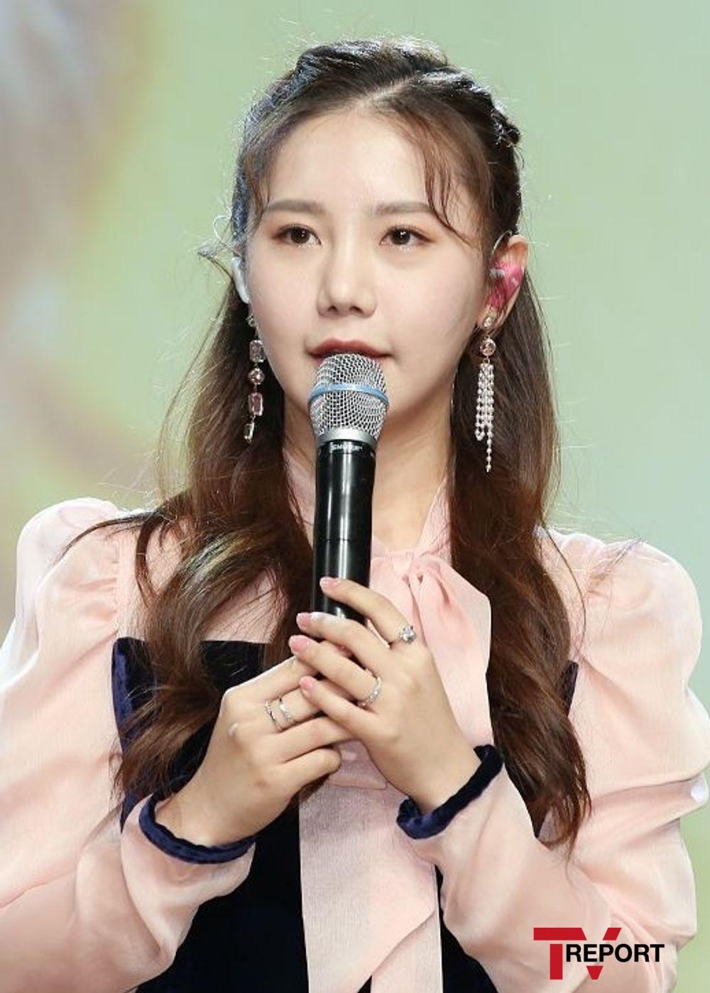"""송하예 측 """"음원 사재기 의혹 카톡, 전혀 모르는 내용…법적 대응"""" [공식입장]"""