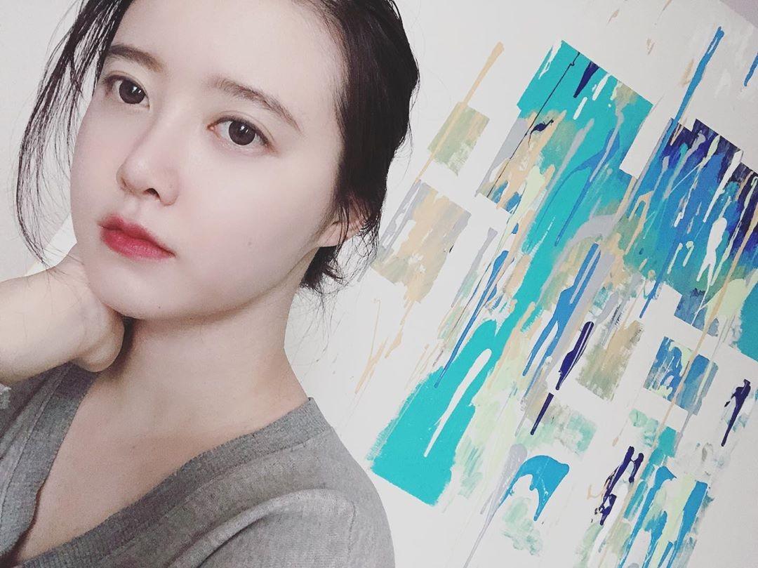 """""""8kg 빠졌어요""""…구혜선, 예뻐진 근황 공개"""