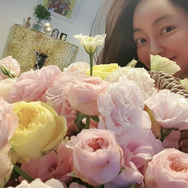 """서효림, 만삭의 고충 토로 """"꽃신 신고 나들이는 꿈속에서"""""""