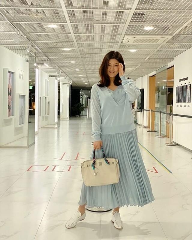 """""""역시 패셔니스타""""...'12kg 감량' 한혜연, 아름다운 비주얼 자랑"""