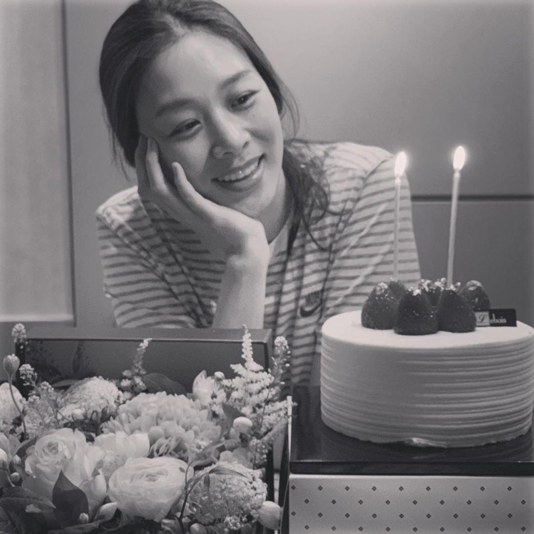 장신영♥강경준, 결혼 2주년 자축…두 아들 근황 공개