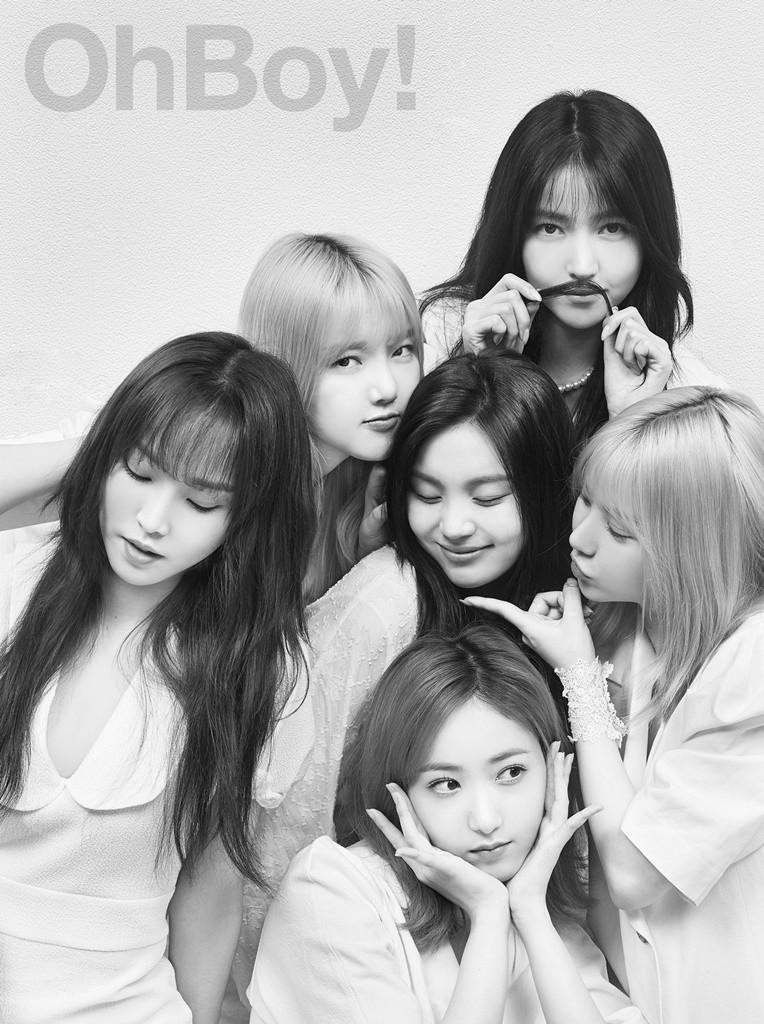 """여자친구, 6人 6色 무한 매력 """"청순부터 카리스마까지"""" [화보]"""