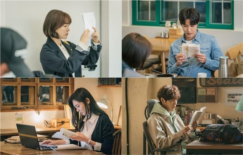 '가족입니다' 한예리·김지석→추자현·신재하, 대본에 푹 빠졌다