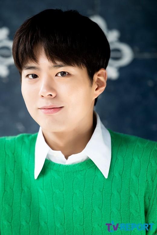 박보검, 극비리 해군문화홍보단 지원…'작품 촬영엔 이상無'