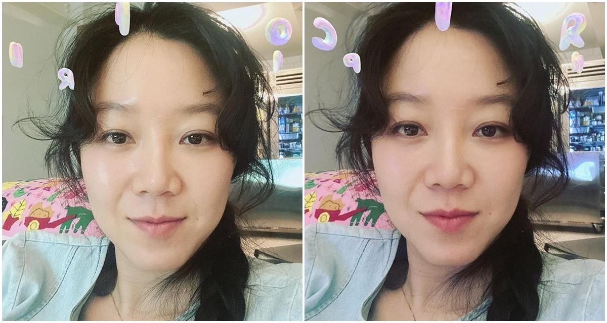 공효진의 3단 변신... 털털 민낯 공개