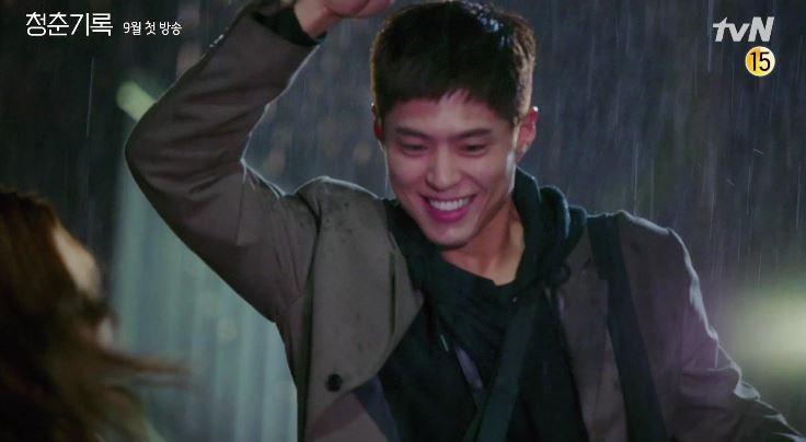 """""""청춘들의 설렘""""…박보검의 백만불짜리 미소 '청춘기록'"""