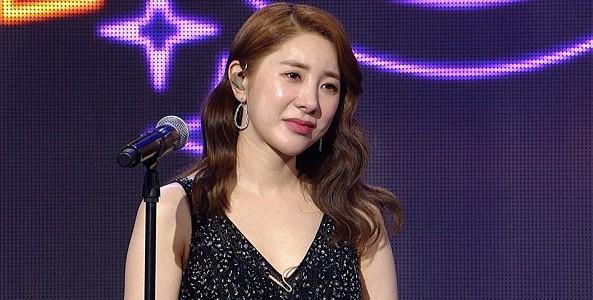 """'내게ON트롯' 서인영, 투병 중인 할머니 생각에 눈물 왈칵 """"날 못 알아보셔"""""""