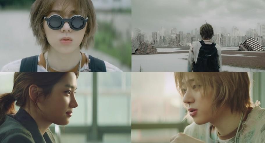 지코, '만화영화' 뮤직비디오 공개... '인간수업' 박지현과 풋풋 케미