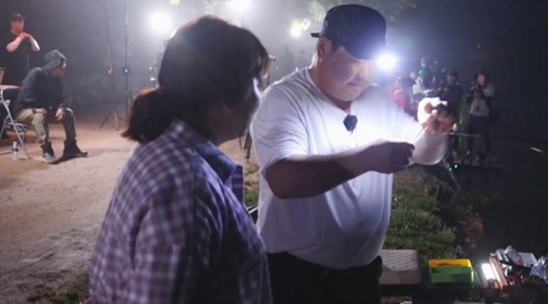 """'도시어부' 김준현, 돈스파이크와 살벌 신경전... """"나 고정이야"""" 허세작렬"""