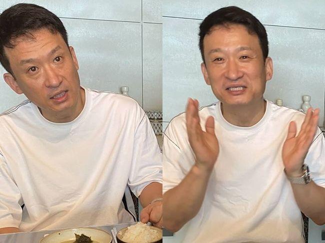 """""""두 달 만에 22kg 감량""""…서경석 근황, 얼굴이 '반쪽' [리포트:컷]"""